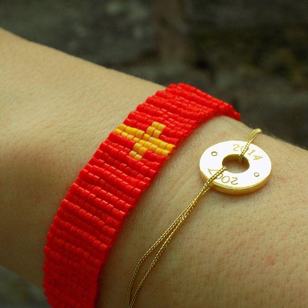 Miyuki Beads Bracelet | EFLB001