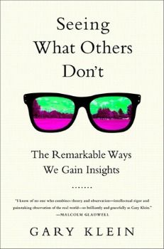 October 2013 Psychology Book of the Month - Seeing What Others Don't: The Remarkable Ways We Gain Insights By Gary Klein. Click image or see following link for details of this and all the Psychology book of the month .