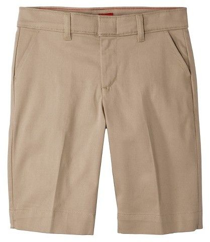 Dickies® Juniors' Classic Stretch Bermuda Short 15-17