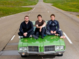 If Top Gear ran GM  Top Gear USA - BBC TopGear - I learned to drive on Olds Cutlass SS, it was our family car.