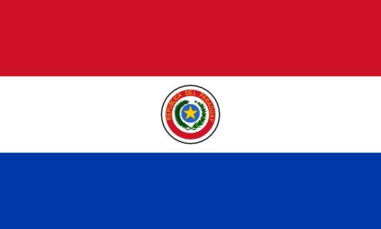 The Flag of Paraguay!!!