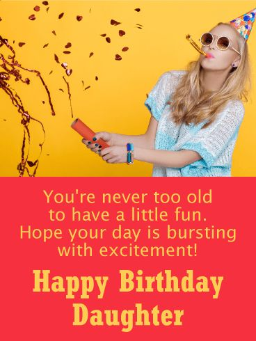 Cool She May Like To Play It Cool But On Her Birthday Your Funny Birthday Cards Online Chimdamsfinfo