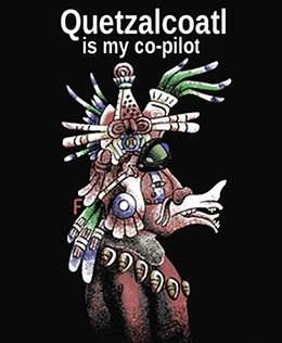 Quetzacoatl es mi copiloto