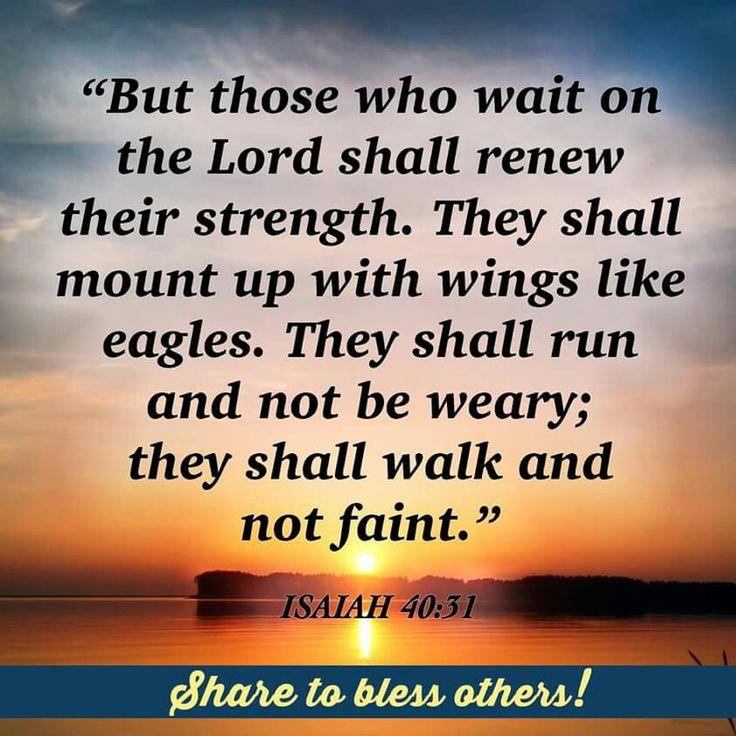 Isiah 40:31