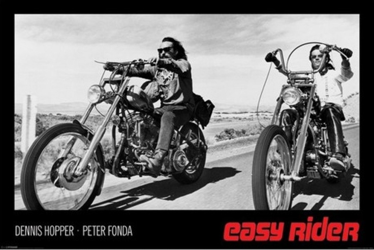 Easy Rider #poster http://www.stuffpool.com/