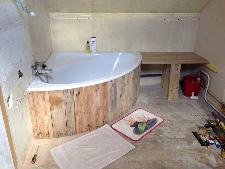 Best 25 baignoire angle ideas on pinterest baignoire d - Baignoire angle leroy merlin ...