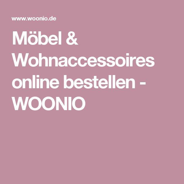 Möbel & Wohnaccessoires online bestellen - WOONIO