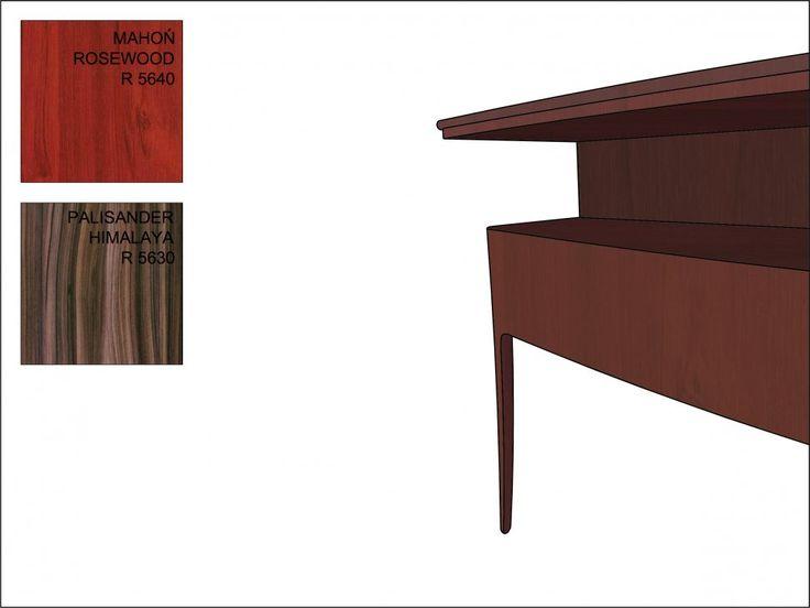 Giovanni Ponti – biurko / desk Fontana Arte