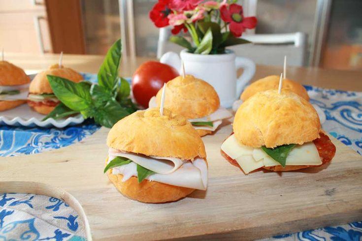 Ricetta panini simil rosette con impasto al pomodoro   Smodatamente.it