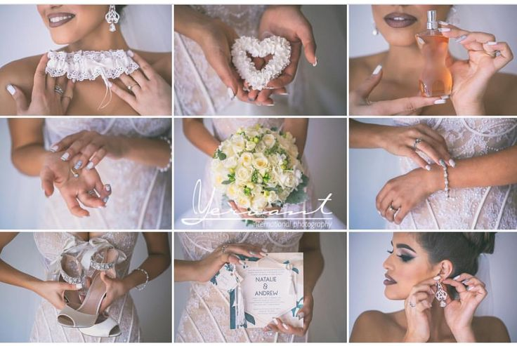 Every bride plans her details over months. It's important to capture but even more important to create a beautiful page in her album for her to enjoy and keep the memories alive. This page by @Yervant. Album printed on art paper, Young Book presentation.