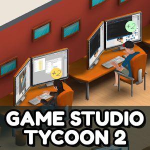 Download Game Studio Tycoon 2 - http://apkgamescrak.com/game-studio-tycoon-2/