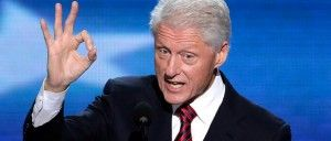 Bill Clinton pretending to be a vegan so he can talk about being a vegan: B.C. IS A TYPICAL, LIBERAL B.S.er.