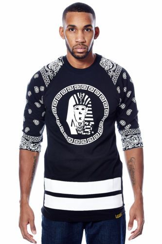 07 Last Kings Baseball T Shirt Tyga Jersey Triple A Fresh Tictail