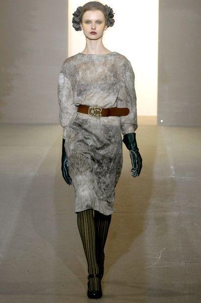 Marni at Milan Fashion Week Fall 2008 - Runway Photos