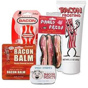 ... without bacon - we can help! Get your bacon fix anytime - anywhere