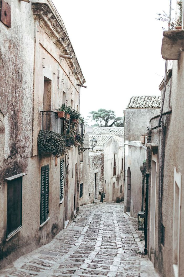 the streets of sicily