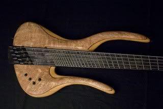 Bass Guitar Place: Weird Bass Guitars - Part 2