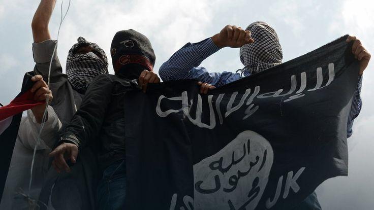 Dżihadyści z IS coraz bliżej granicy z Turcją #ISIS #terroryzm