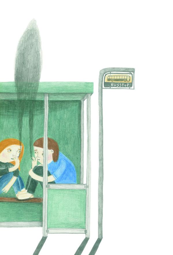 """secret cigarettes"" by pernilleE"