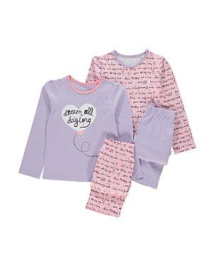 2 pack girls pyjamas @ George online £5, click and collect - Hot UK Deals - http://uhotdeals.co.uk/4143-2-pack-girls-pyjamas-george-online-5-click-and-collect-hot-uk-deals/
