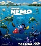 Finding Nemo (2003) (Blu-ray) (2D + 3D) (Hong Kong Version). $38