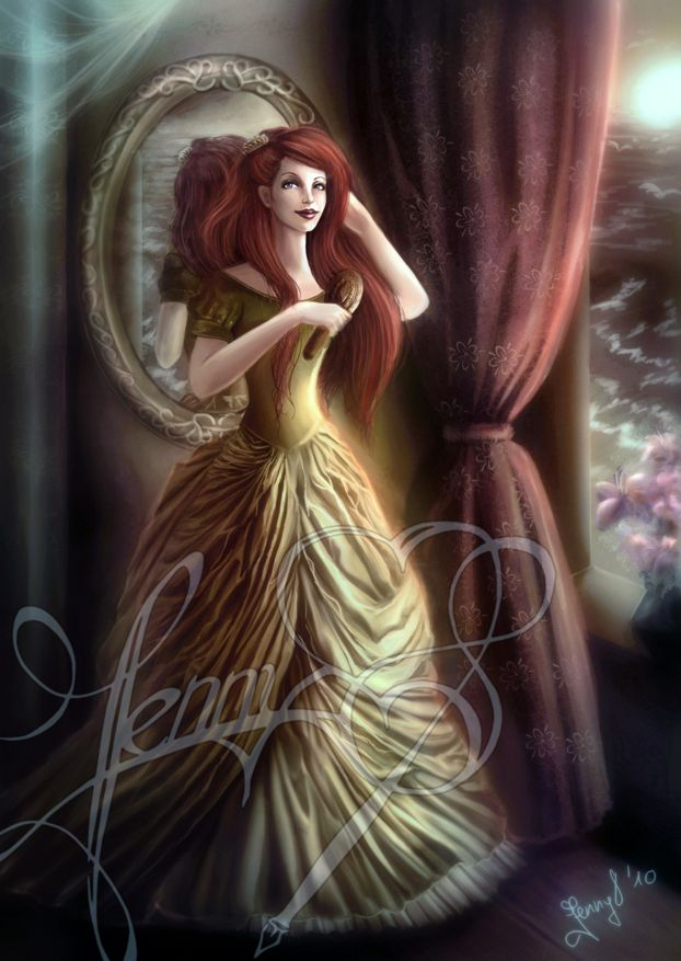 Ariel: Deviantart, Ariel, Stuff, Disney Princesses, Disney Art, Things Disney, Mermaid, Fanart