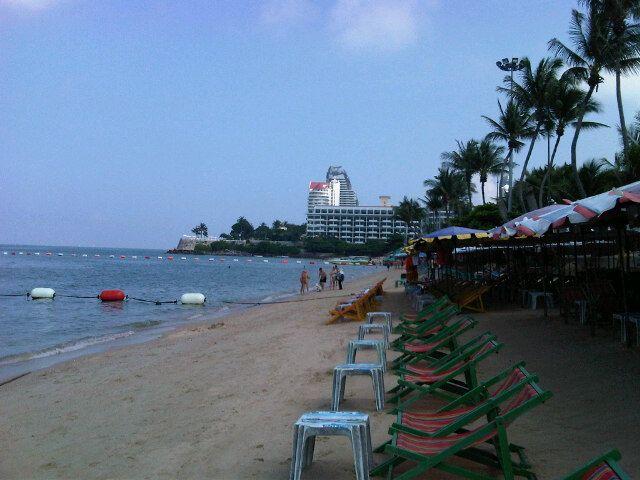 (Pattaya Beach) Tauchen, Schnorcheln