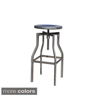Unique Shop for Burton Metal Fully Assembled Adjustable Stool Get free shipping at Overstock Online m belBarhockerVerkaufsstellenFurniture OutletAdjustable