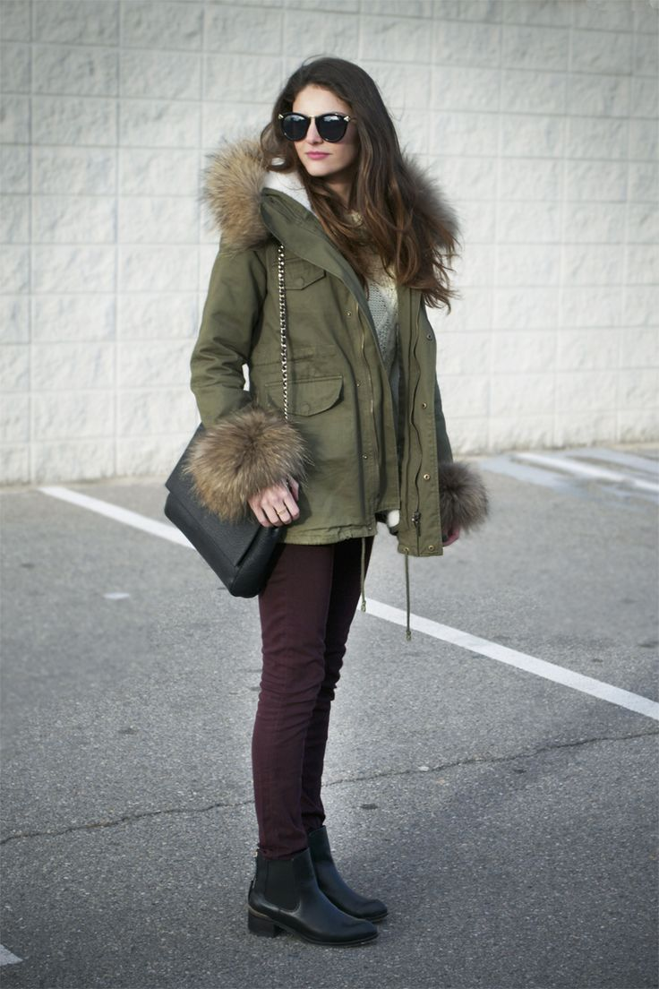 BEST PARKA EVER | Stylissim en stylelovely.com