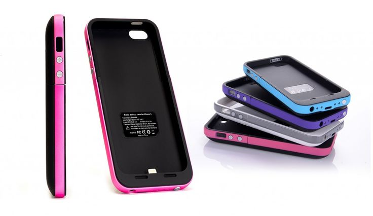 Rechargeable iPhone Case - Creative Birthday Gifts for Sister