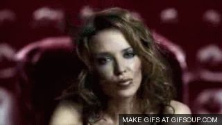 kylie minogue riding a mechanical bull gif | ... the setting is a Kylie Minogue's mechanical bull (Agent Provocateur