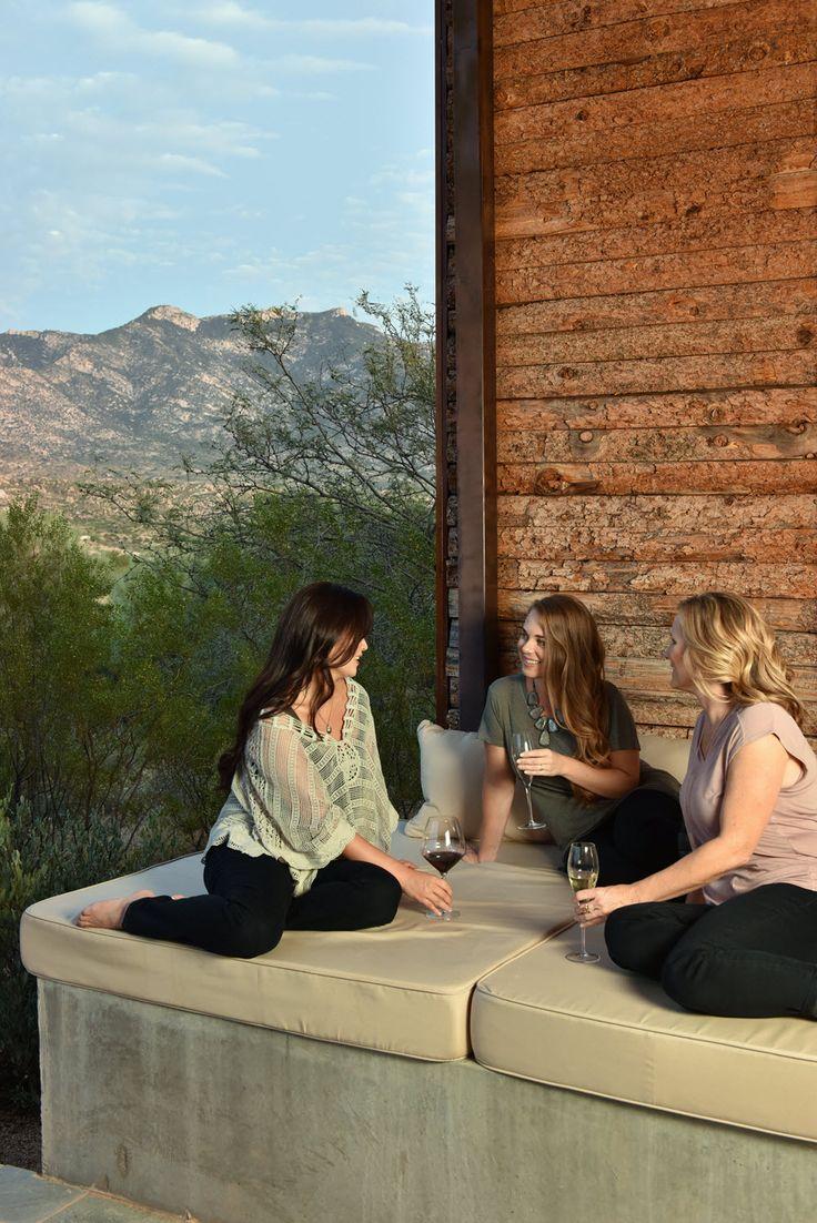 11 best girl 39 s getaway images on pinterest holiday for Best girlfriend spa getaways