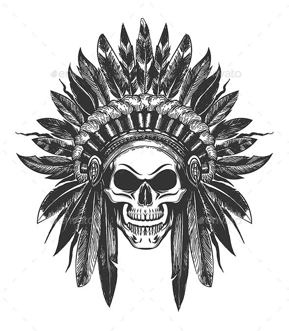 best 25 headdress tattoo ideas on pinterest native american tattoos indian style tattoos and. Black Bedroom Furniture Sets. Home Design Ideas