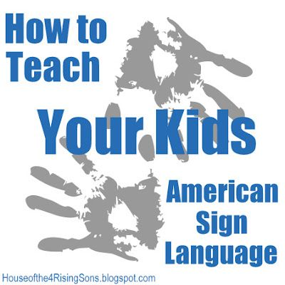 47 best Sign Language images on Pinterest | American sign language ...