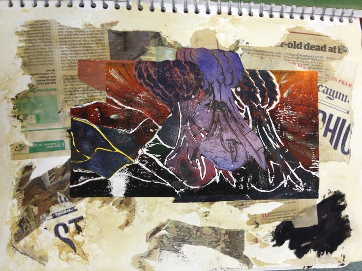 Lino print #linoprint #art