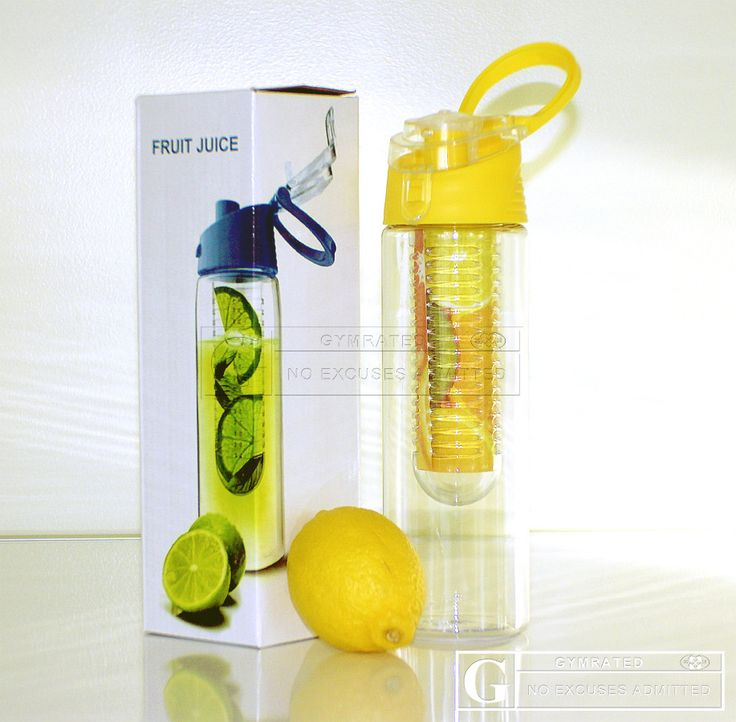 how to make your own infuser for water