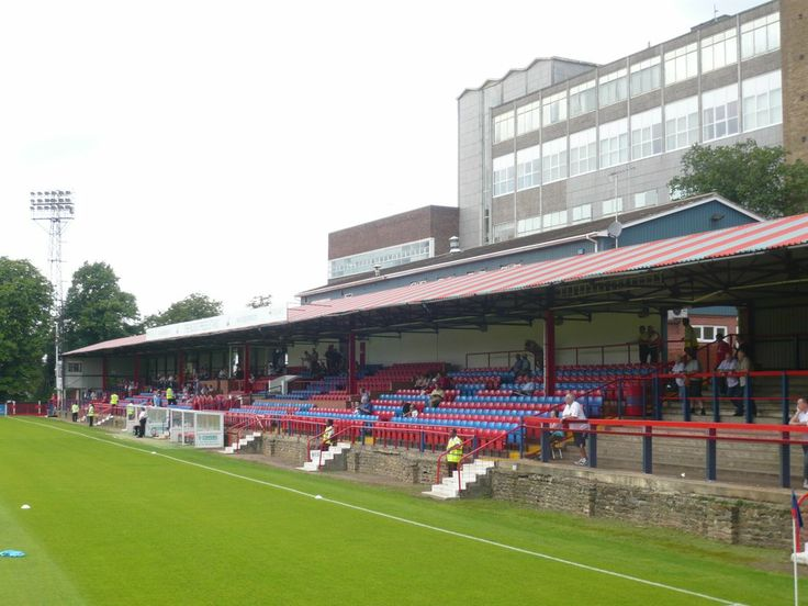 Aldershot Town F.C. - Recreation Ground