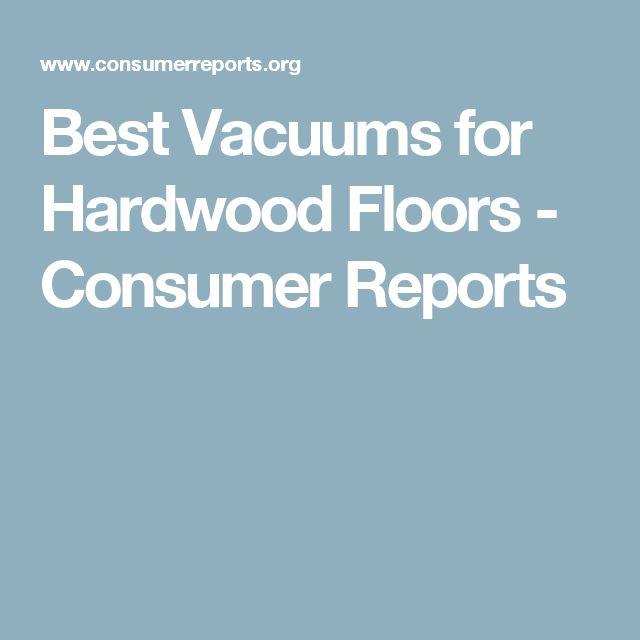 1000 Ideas About Vacuum For Hardwood Floors On Pinterest