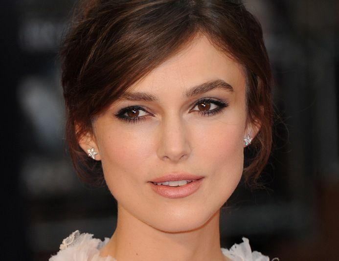 CHANEL maquillage de star Keira Knightley