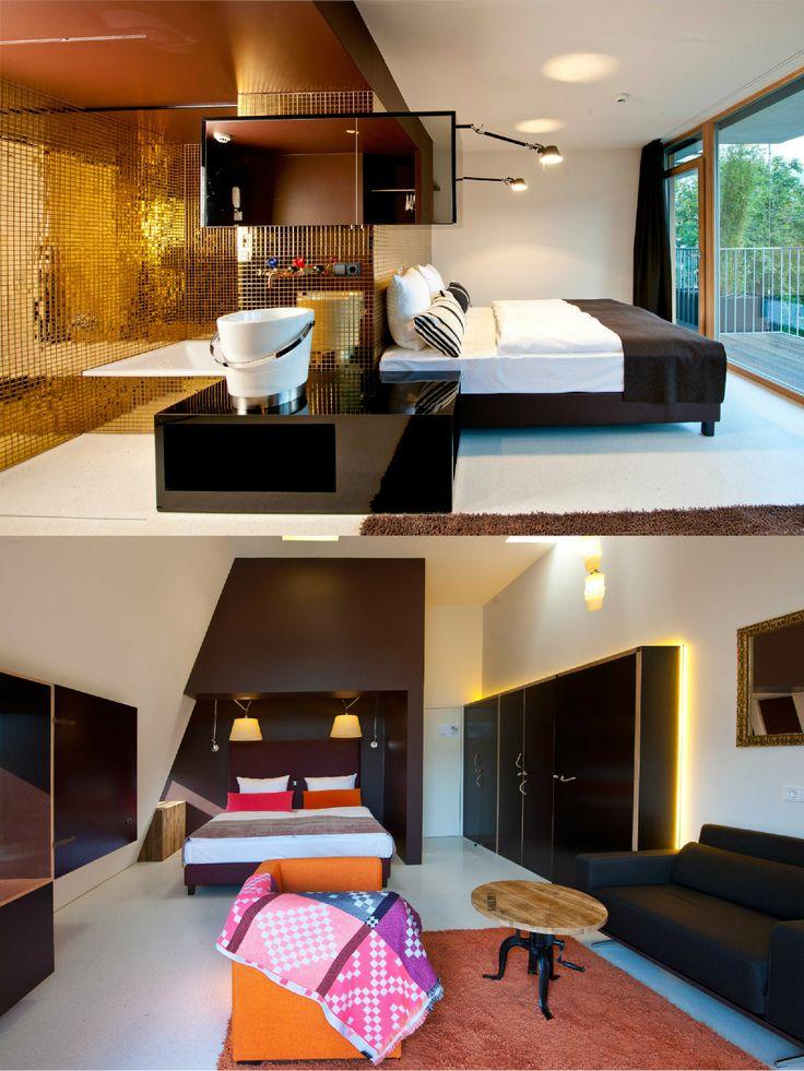 NALA Indivduellhotel | Designhotel | Innsbruck | Austria | http://lifestylehotels.net/en/nala | Room | Luxury | Art | Design