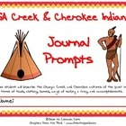 The student will describe the Georgia Creek and Cherokee cultures of the past in terms of tools, clothing, homes, ways of making a living, and acco...