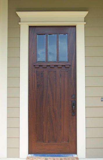 11 best fronts doors images on pinterest craftsman front for Front door and window set