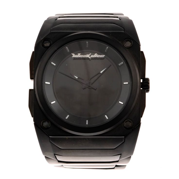 Black Dice Switched Watch