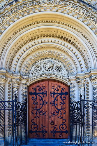 The most photographed door in Canada apparently. A fact I learned in my first year at UofT