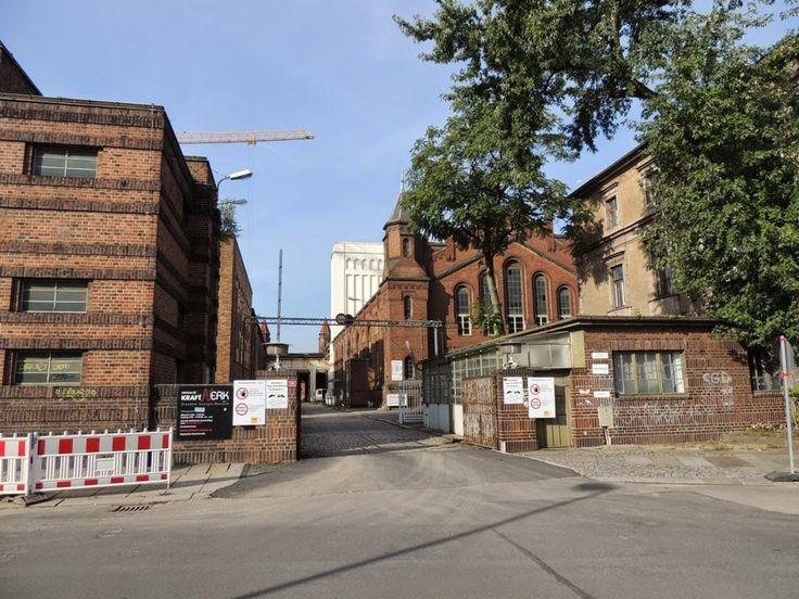Dresdner-Bauten.de: Kraftwerk Dresden Mitte - aktuell