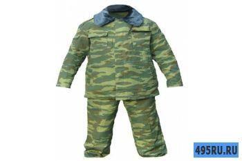 Армейский костюм флора
