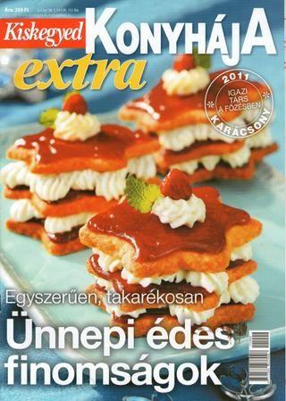 kiskegyed konyhaja extra 2011 karacsony by boldogpeace, lapozható füzet