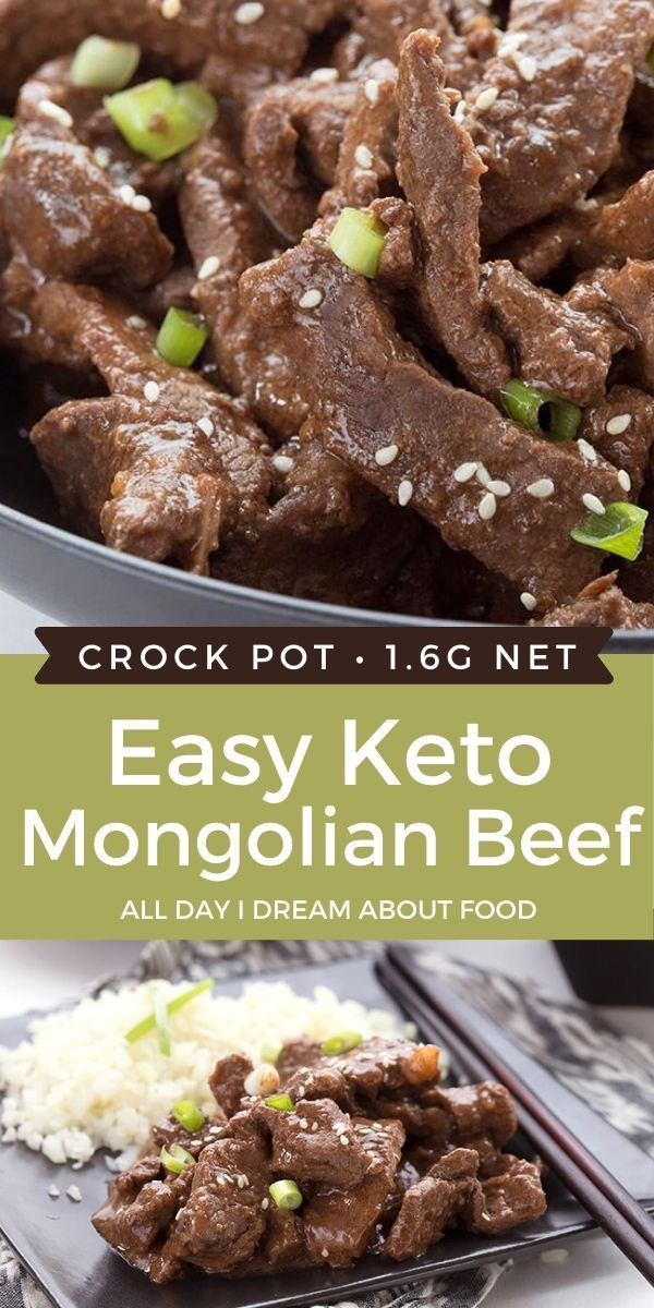 Keto Mongolian Beef Recipes Mongolian Beef Food