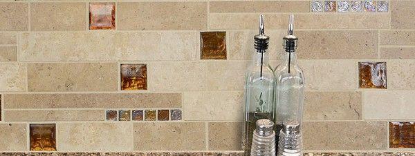 14 Best Slate Kitchen Backsplash Tiles Images On Pinterest