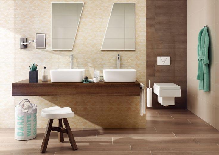 die besten 25 badezimmer braun ideen auf pinterest rustikale badezimmer dusche beckenformen. Black Bedroom Furniture Sets. Home Design Ideas